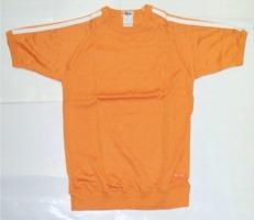 半袖シャツ・スクールユニ オレンジ