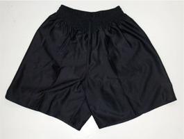 トリコットショートパンツ・当店オリジナル ブラック